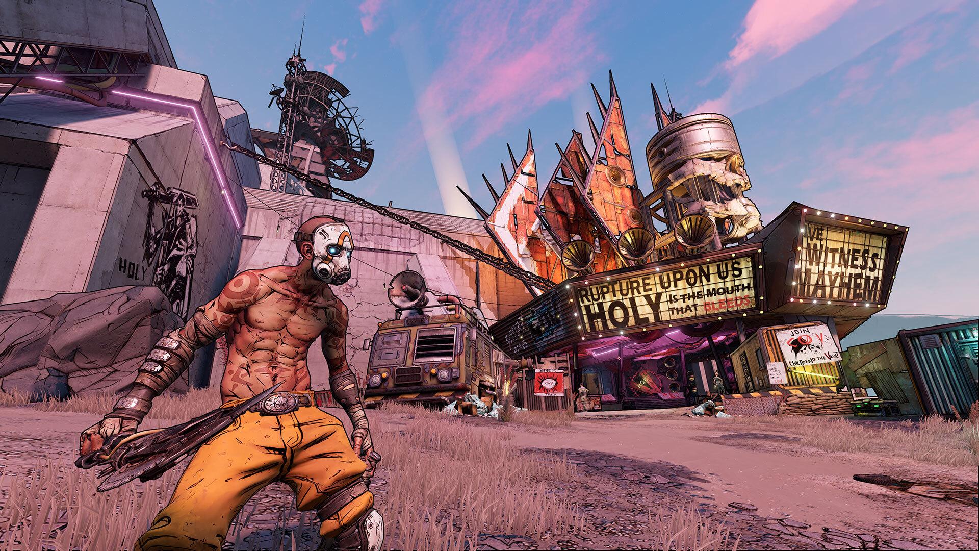Borderlands, BioShock и другие игры 2K Games продаются со скидками до 96%