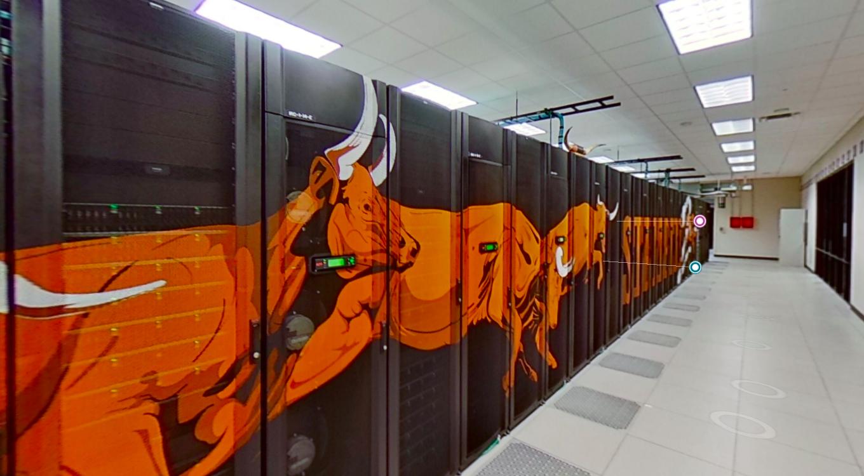 Создан виртуальный тур по одному из самых мощных суперкомпьютерных центров