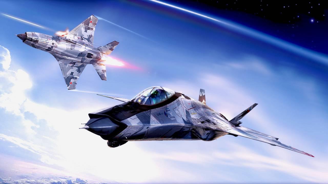 Назван самый опасный в будущем боевой самолёт России