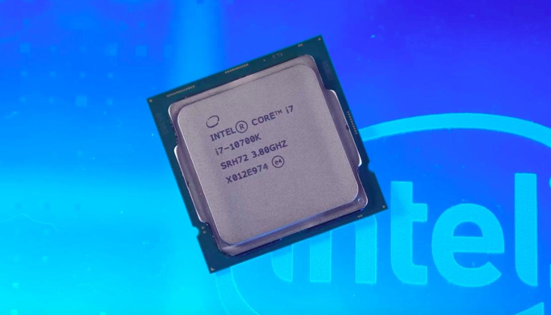Грядущий процессор Intel выкрали и протестировали
