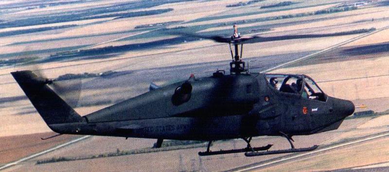 В США пытались создать копию советского вертолёта