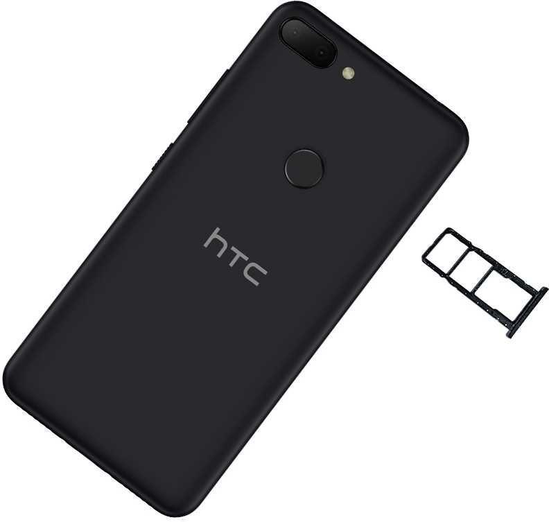 В России начались продажи нового бюджетного смартфона HTC