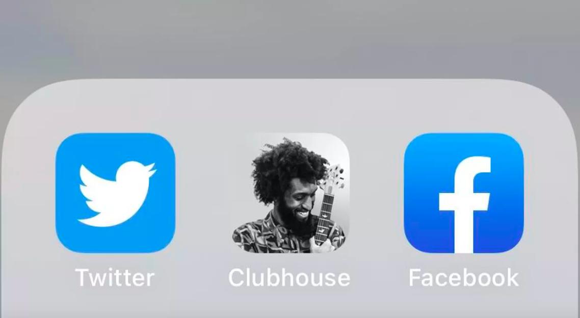 Новое приложение Clubhouse стало самым популярным в России