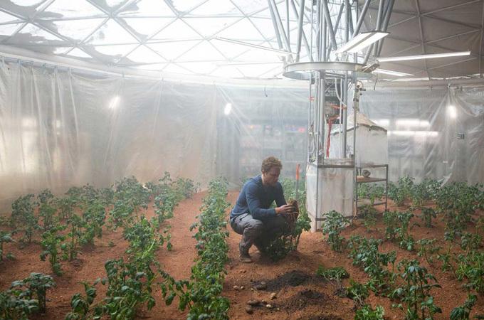 В России изобрели искусственный интеллект для автоматизации выращивания растений на Марсе