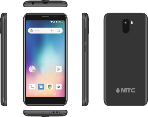 МТС начала российские продажи смартфона за 2990 рублей