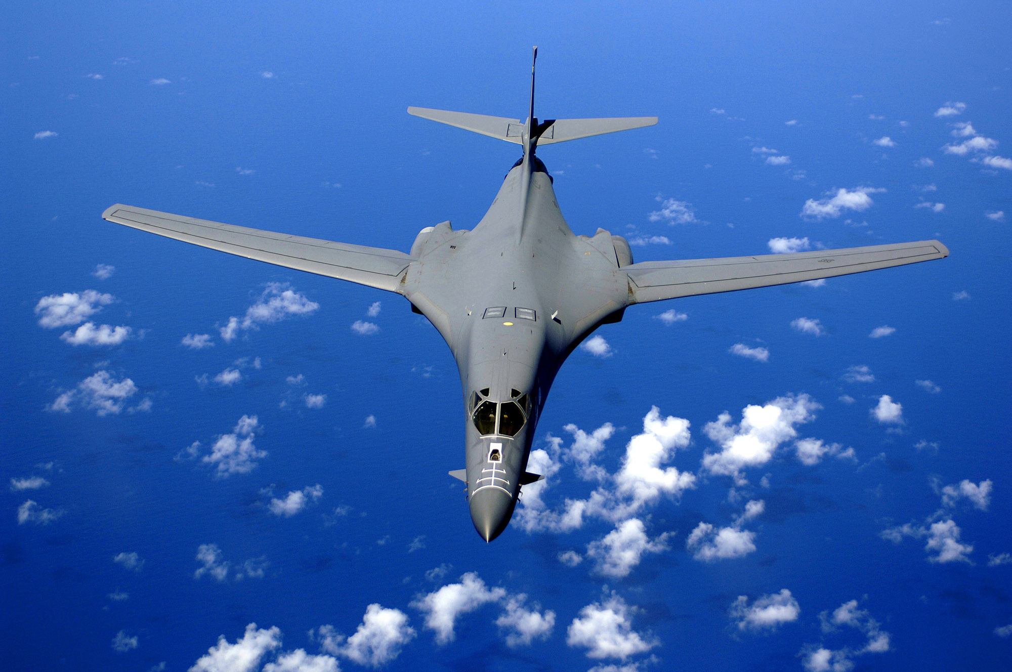 США решили избавиться от бомбардировщиков B-1B к 2036 году