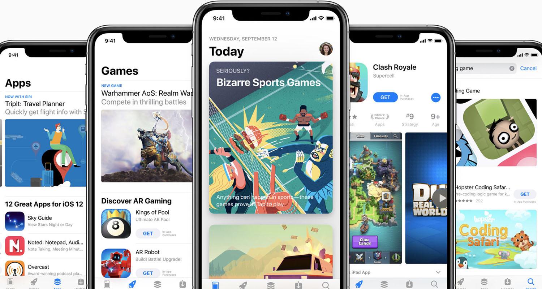 Apple добавит в iPhone больше рекламы