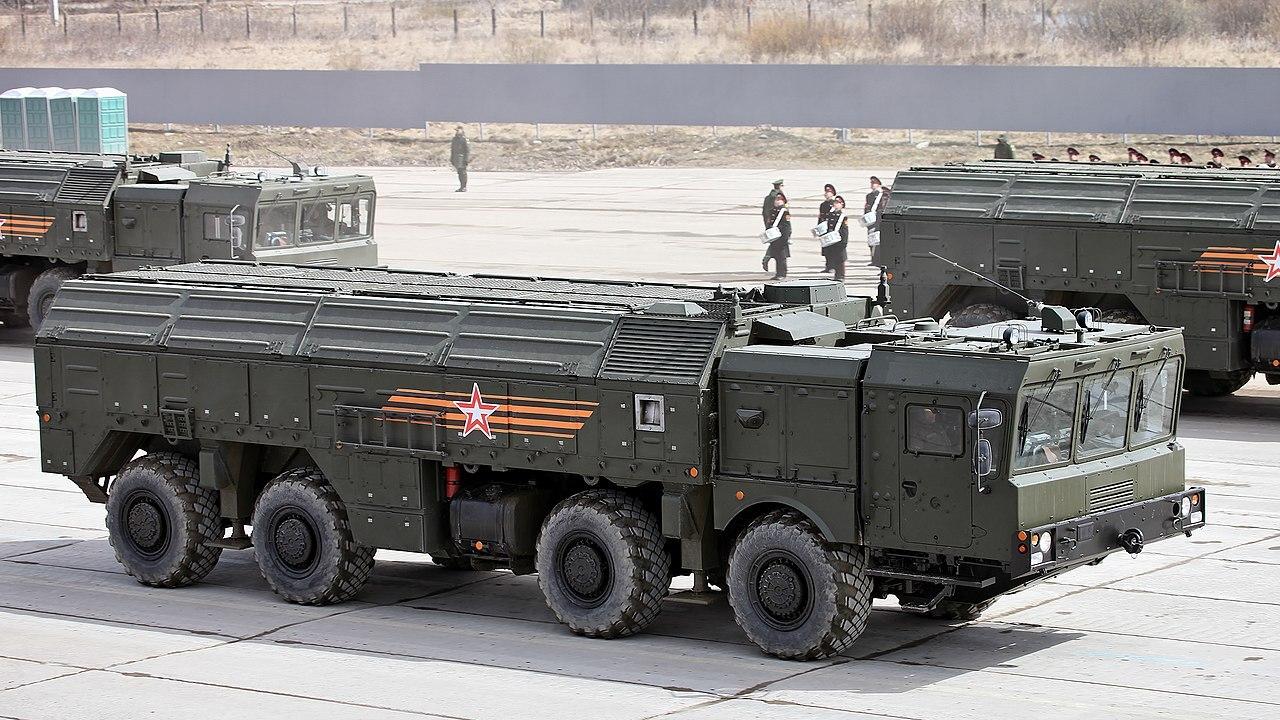 Раскрыта «смска» для запуска российской ракеты «Искандер»