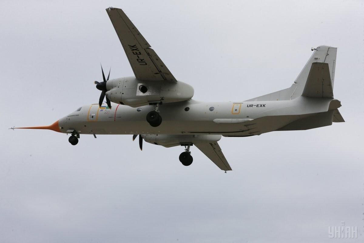 Двум новейшим украинским самолётам запретили летать