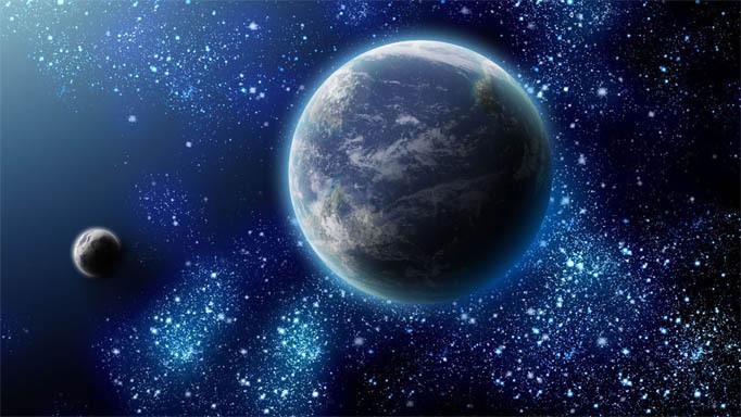 Ученые допустили наличие 'двойников' Земли
