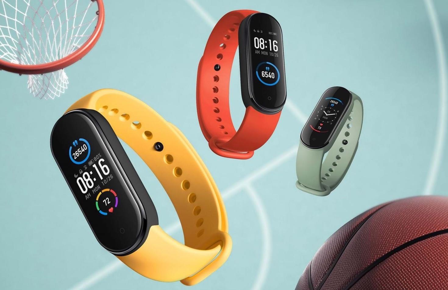 Раскрыты важные подробности нового фитнес-браслета Xiaomi Mi Band 6