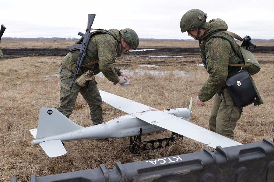 В России сразу два беспилотника встали на защиту Калининграда