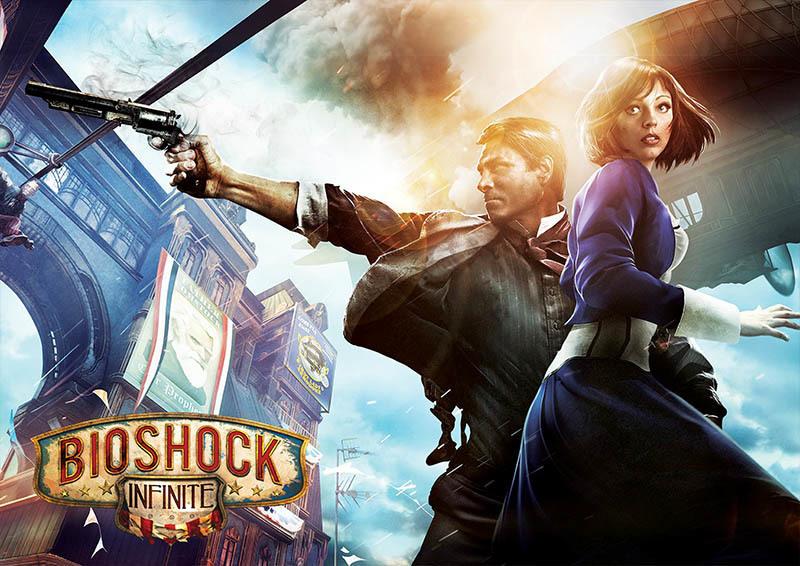 Игры серии BioShock продаются со скидками до 75%