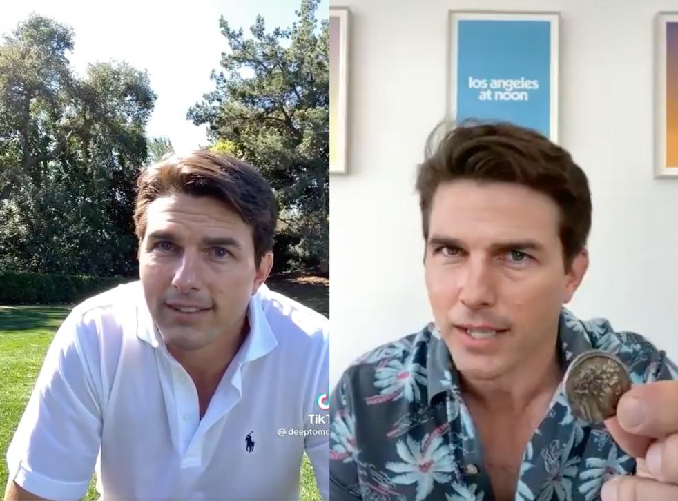 В сети набирают популярность неотличимые от правды deepfake-видео с Томом Крузом