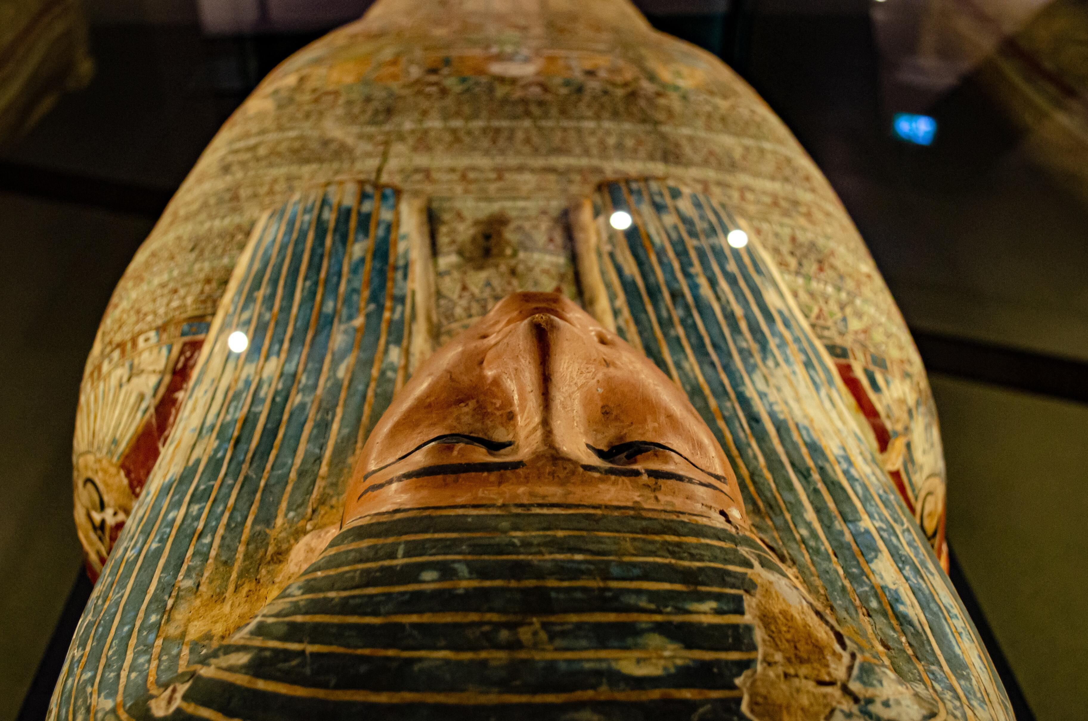 Найдена древнейшая инструкция по мумификации