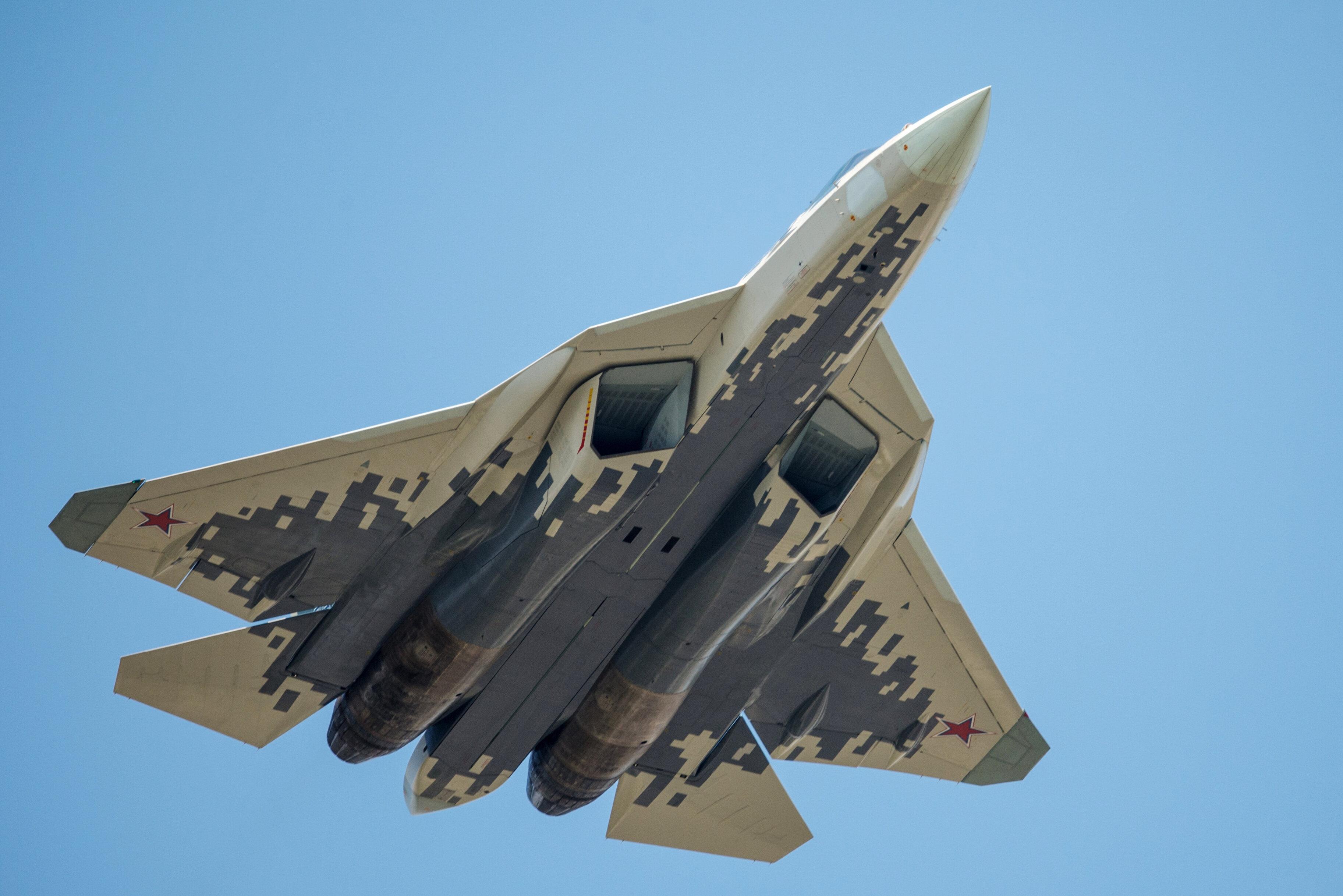 Российский истребитель с гиперзвуковой ракетой назвали особо опасным
