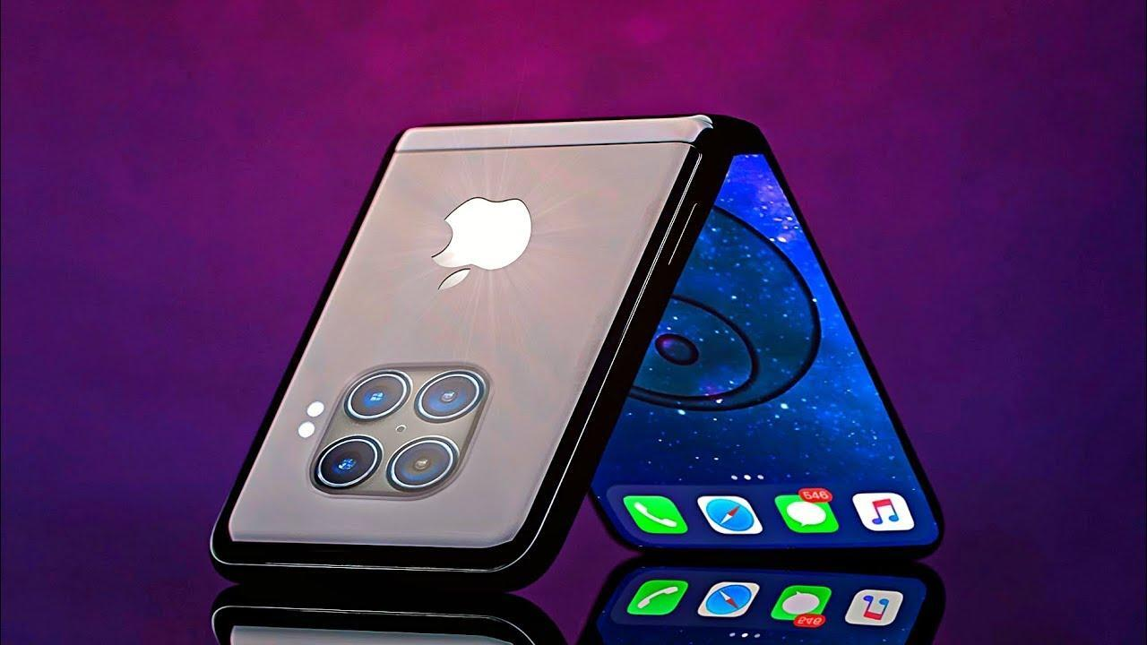 Складной iPhone появится не раньше 2024 года