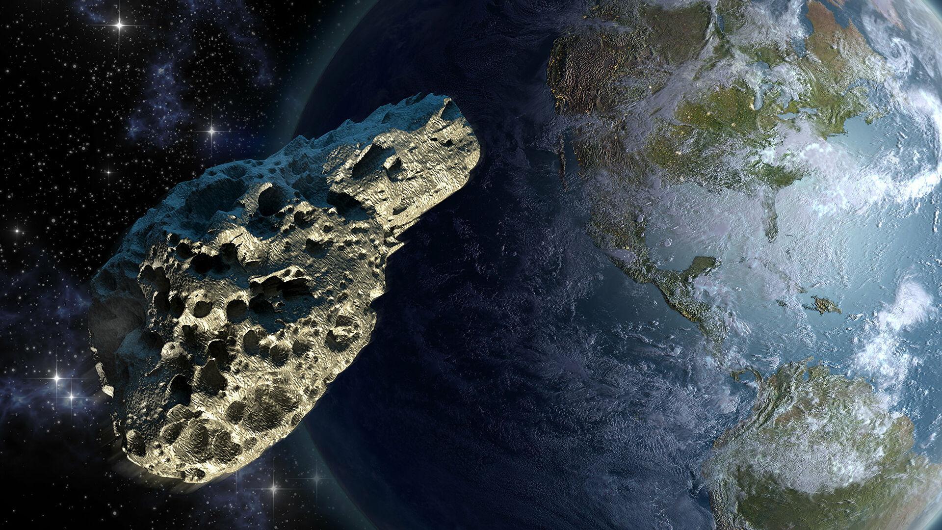 Астероид размером со стадион приблизится к Земле
