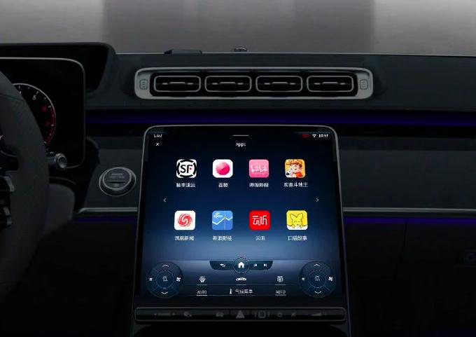 Оболочку и приложения Huawei начнут устанавливать в серийные автомобили