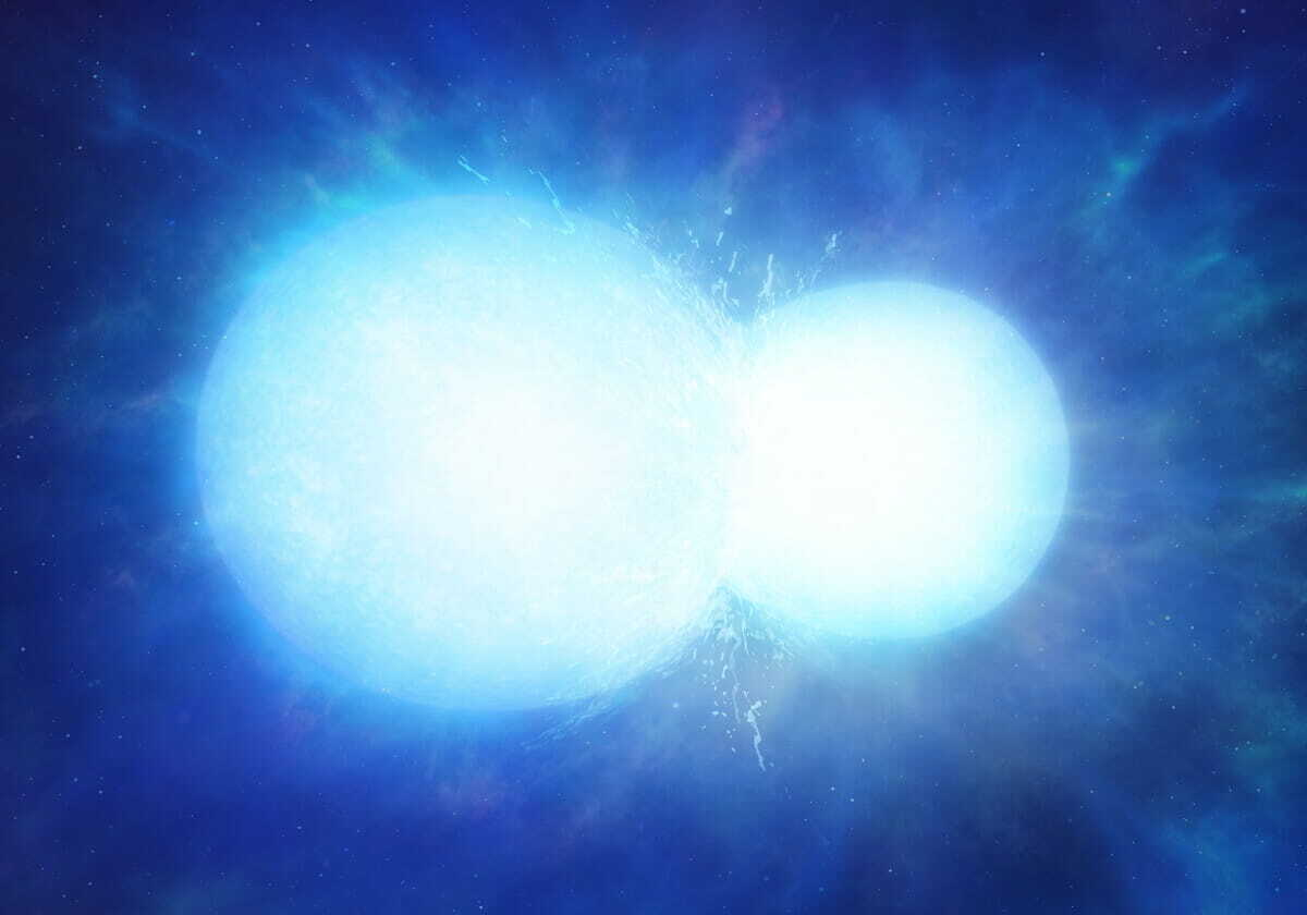 Учёные нашли в космосе множество атомных бомб естественного происхождения
