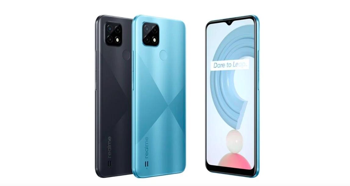 Новый бюджетный смартфон Realme C21 рассекречен до премьеры