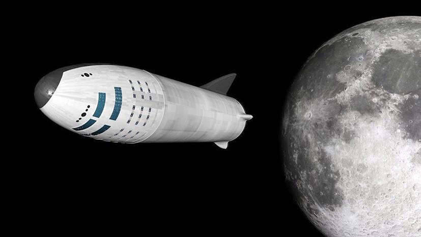 Японский миллиардер объявил конкурс на бесплатный полёт на Луну