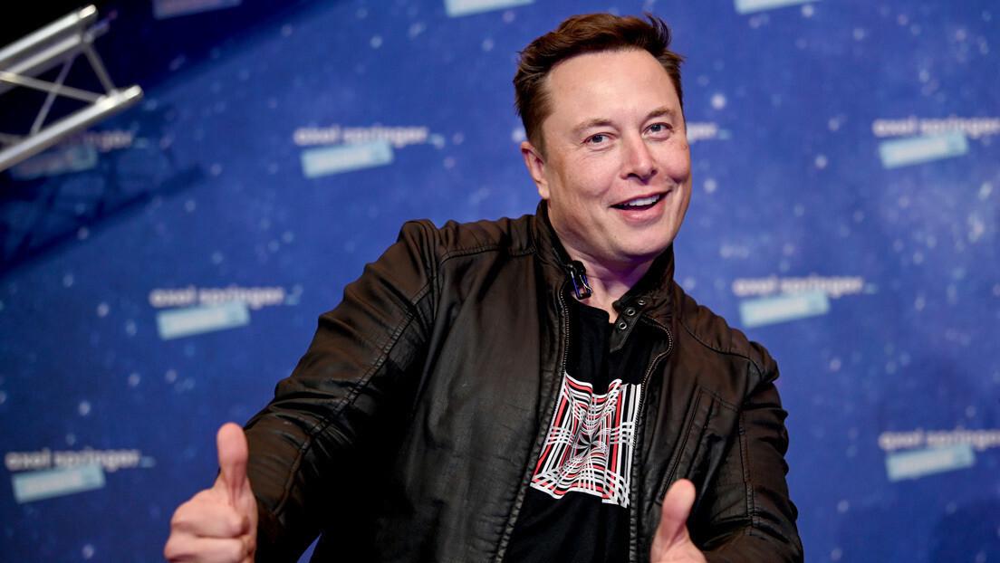Илон Маск присвоил себе должность технокороля