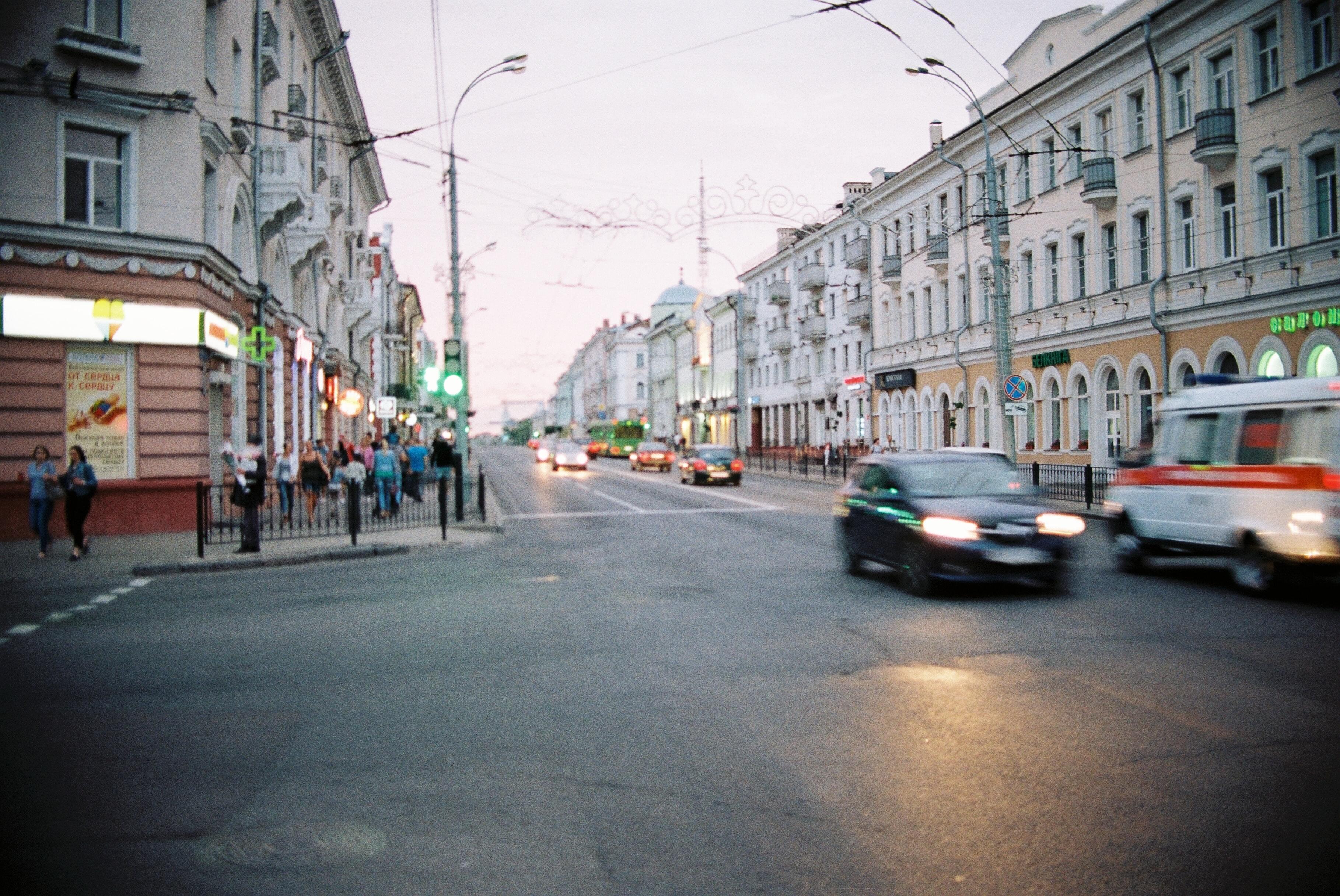 За российскими автомобилистами начнут следить каждые 15 минут
