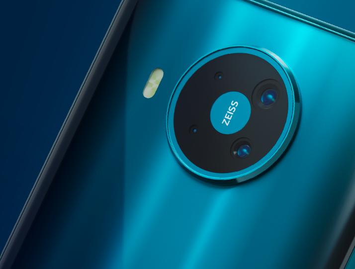 Nokia выпустит смартфон со 108-Мп камерой и 120-Гц дисплеем