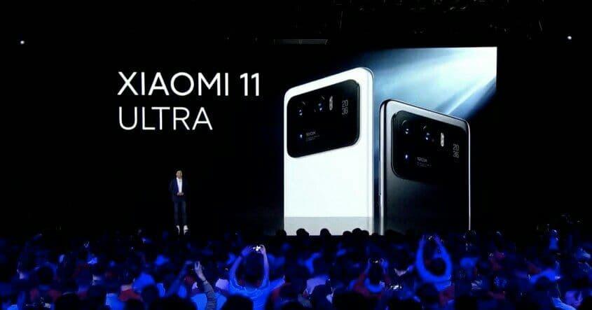 Представлен самый продвинутый смартфон Xiaomi