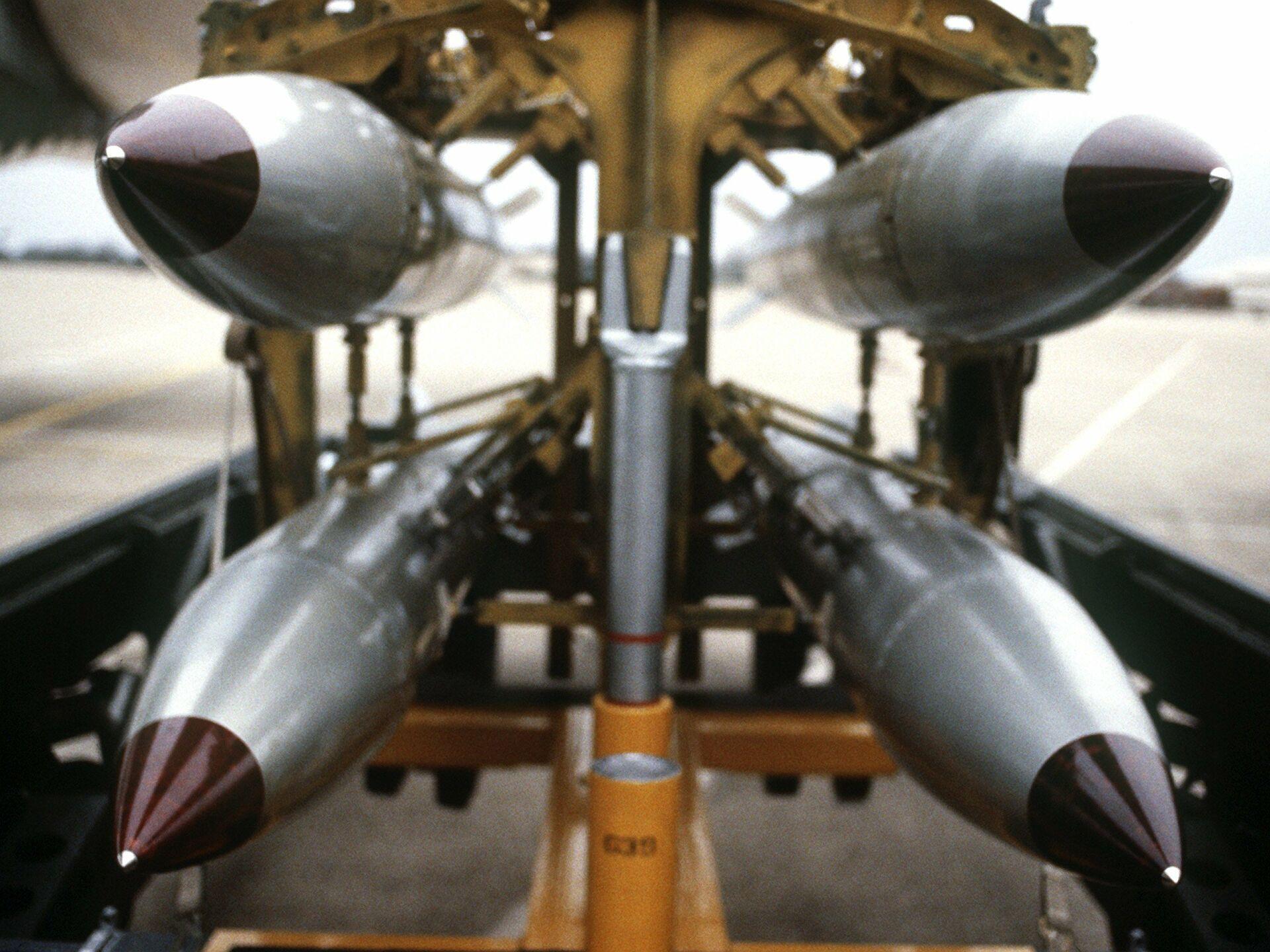 США начали тайно вывозить свои ядерные бомбы из Европы