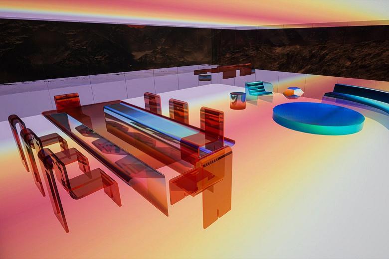 Виртуальный дом на Марсе продали за почти 40 миллионов реальных рублей