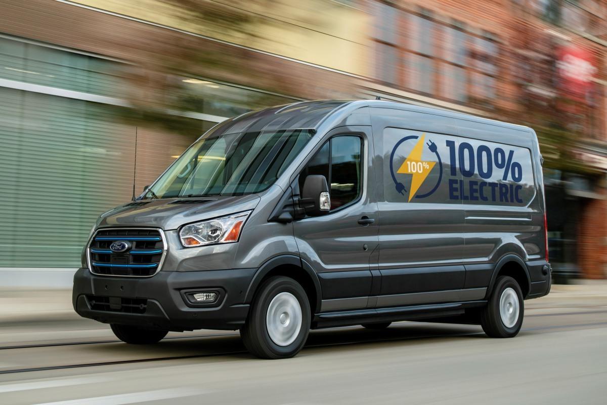 В России начнут производить электромобили компании Ford