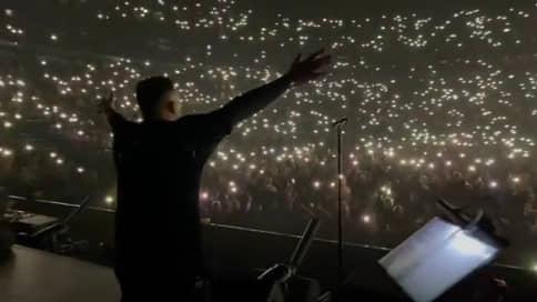 Концерт Басты обошелся Ледовому дворцу в полмиллиона рублей // Суд оштрафовал, но не закрыл спортивно-концертную площадку в Петербурге