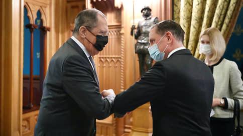 Сергей Лавров провел альтернативные переговоры для Германии // Глава МИД РФ встретился с немецкими оппозиционными депутатами