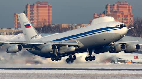 «Самолет Судного дня» поделился оборудованием // Возбуждено дело о хищении с Ил-80