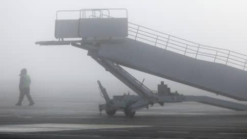 Авиаперевозки в ноябре упали вдвое // Пассажиропоток авиакомпаний сократился на 48%