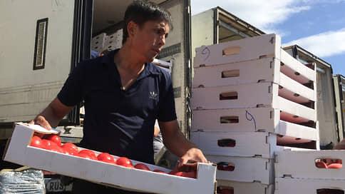 Овощам закрывают границы // Россельхознадзор запретил импорт томатов и перца из ряда стран