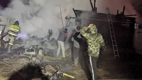 Огонь не проявил милосердия // В Башкирии расследуют гибель в пожаре 11 постояльцев дома престарелых