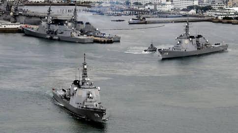Японская ПРО уходит в свободное плавание // Токио выбрал противоракетную систему морского базирования