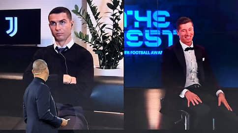 Роберт Левандовский опередил великих // Форвард «Баварии» превзошел Криштиану Роналду и Лионеля Месси в борьбе за звание игрока года FIFA