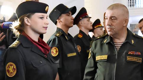 Генералу Росгвардии дали 30 суток // Бывший главный тыловик нацвардейцев арестован за недвижимость жены