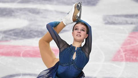 Анна Щербакова нацелилась на третий титул // Фигуристка лидирует после короткой программы на чемпионате России