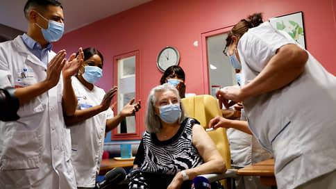 Нация против вакцинации // Новый закон о санитарном ЧП напугал Францию