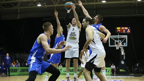 Между «Зенитом» и ЦСКА // «Нижний Новгород» закончил год в Единой лиге ВТБ на втором месте