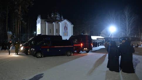 Сергия взяли в мирском порядке // Бывший схимонах не признал вину в склонении последователей к суициду