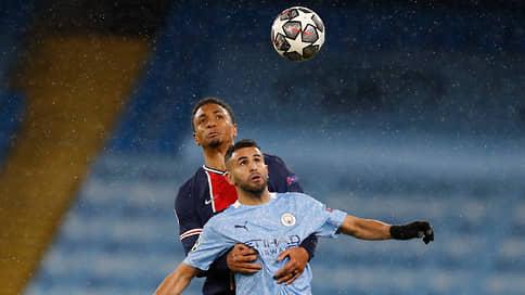 «Манчестер Сити» добил до финала // В полуфинальном противостоянии в Лиге чемпионов английский клуб справился с ПСЖ