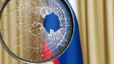 Вмешательство, как и было сказано // Сенаторы обсудили новую стратегию национальной безопасности России