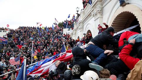 «Миролюбивые американцы медленно копят свой гнев» // Зарубежные СМИ о событиях в Вашингтоне