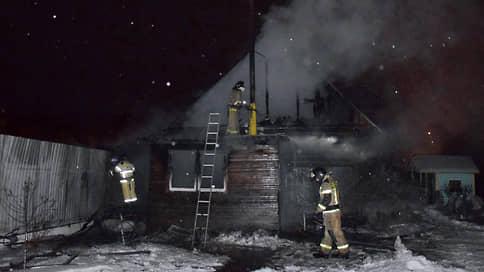 Дома престарелых потребовали особого контроля // При пожаре в нелегальном частном пансионате для пожилых людей погибли семь человек